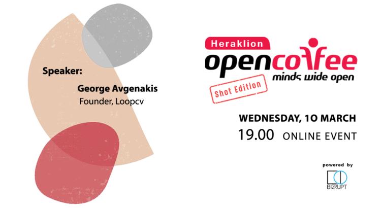 15o Open Coffee Heraklion // Shot Edition